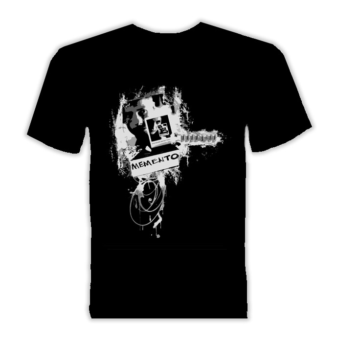 Memento Movie T Shirt