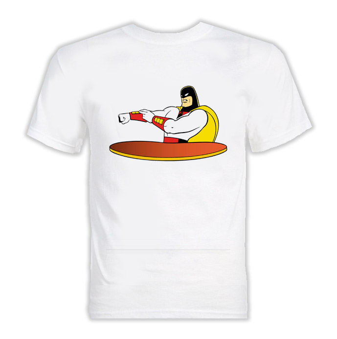 Space Ghost Coast To Coast Tv Show T Shirt