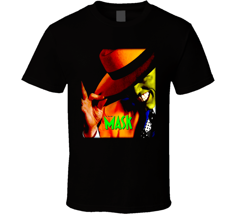 The Mask Funny Movie T Shirt