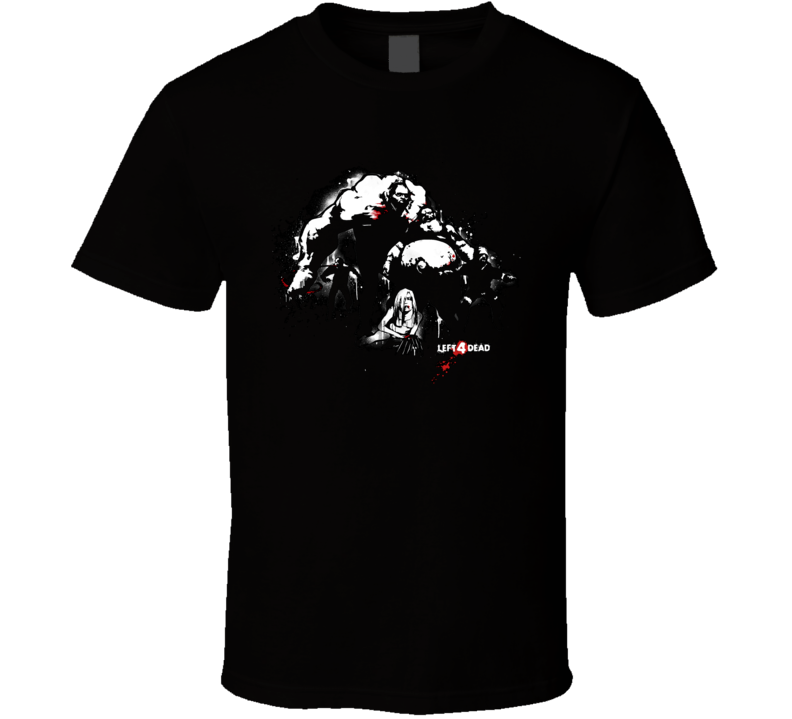 Left 4 Dead Video Game T Shirt