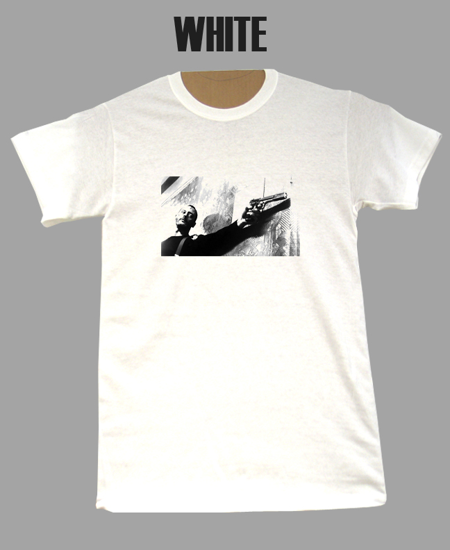 Leon The Proffessional movie white T Shirt