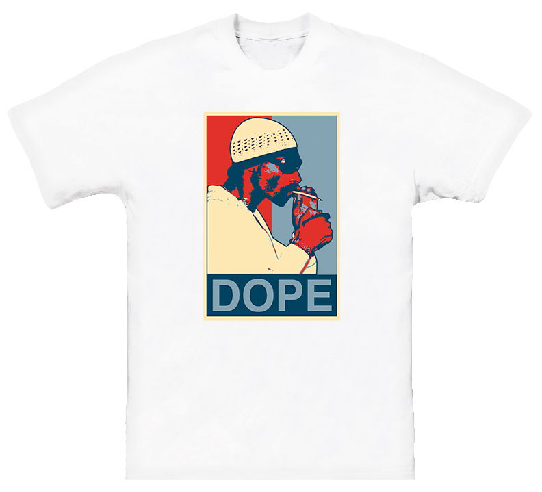 Snoop Dogg Dope Funny T Shirt