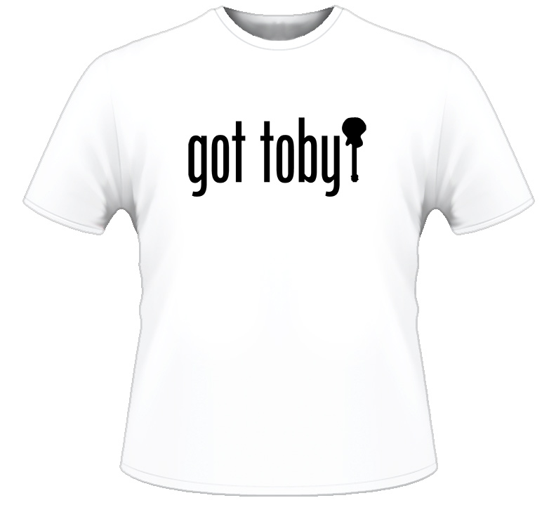 Got Toby Country Singer T Shirt