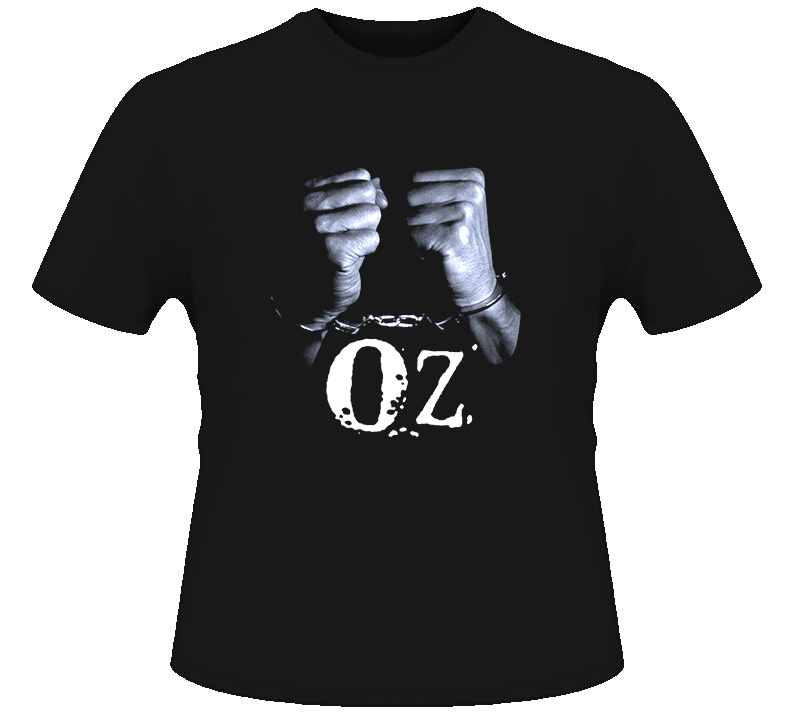 Oz TV Show T Shirt